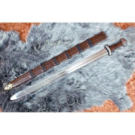 Espada vikinga del siglo X