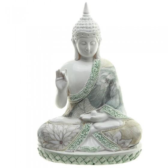 Buda Branco - Sabedoria Tailandesa brilhante