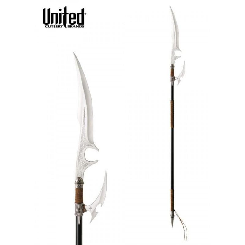 Kit Rae - Ellexdrow, OFFICIAL war spear - 9