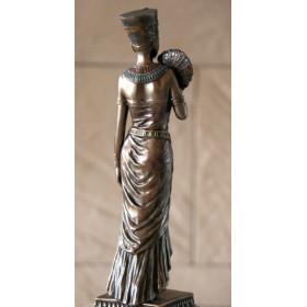 Figura egipcia con abanico - 2