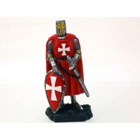 Knight Templar, in resin - 1