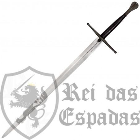 Two-hand medieval sword, John Barnett