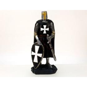 Templar Knight, in high quality resin - 1