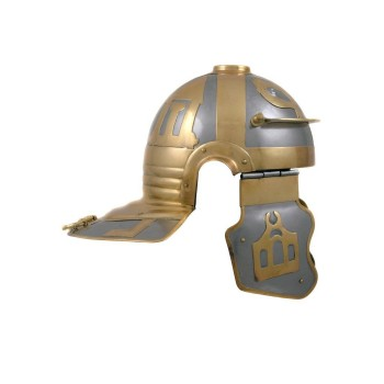 Italic Empire Helmet with other engravings - 4