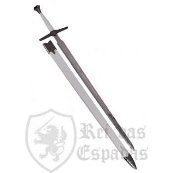 copy of Magnificent Witcher sword with sheath
