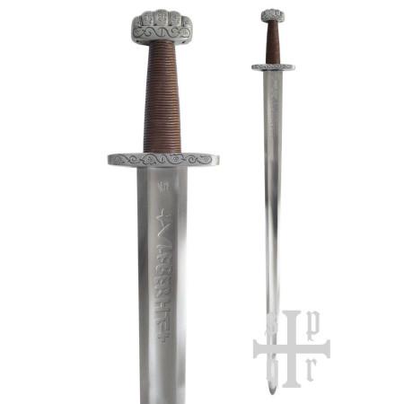 Viking sword with sheath