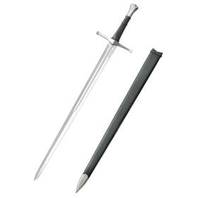 Honshu broadsword with scabbard - 9
