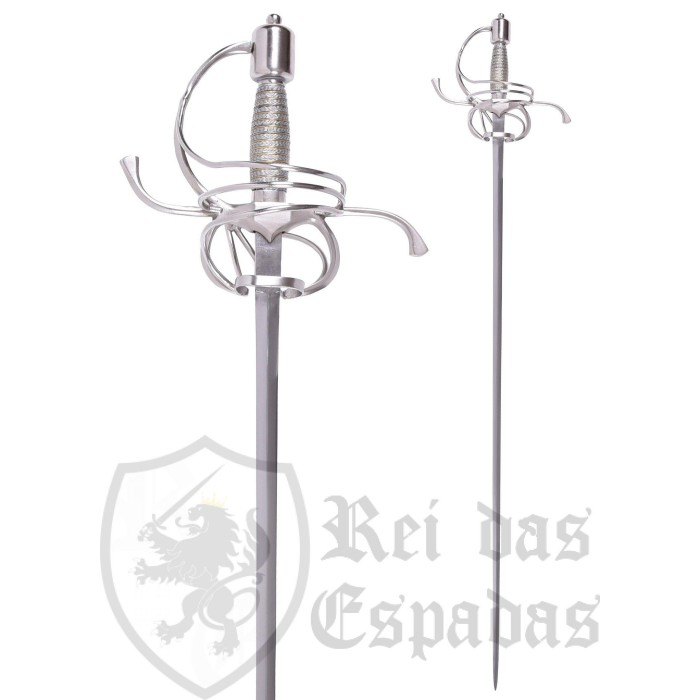 Rapiera sword with sheath - 10
