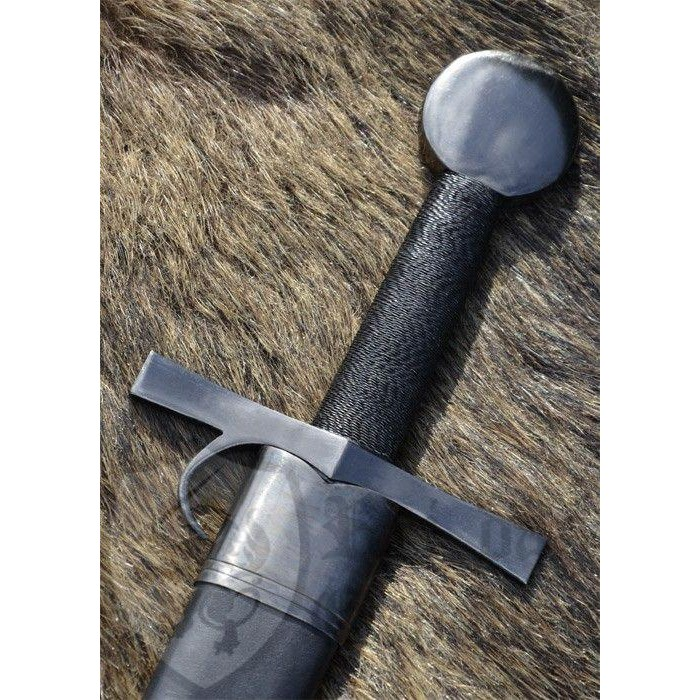 Milanese Sword with Finger Guard, 1432 AD - 4