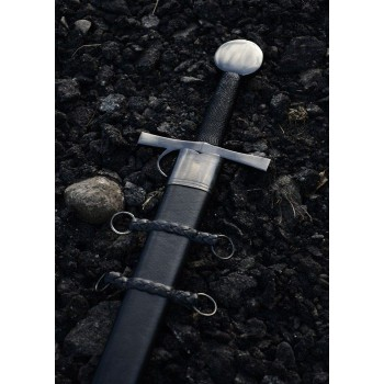 Milanese Sword with Finger Guard, 1432 AD - 5