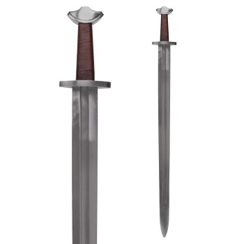 Viking sword with sheath - 4