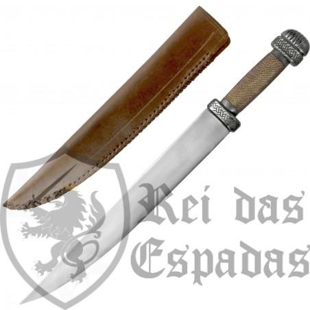 Viking Combat Dagger, John Barnett