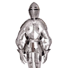 Miniature medieval armor - 5