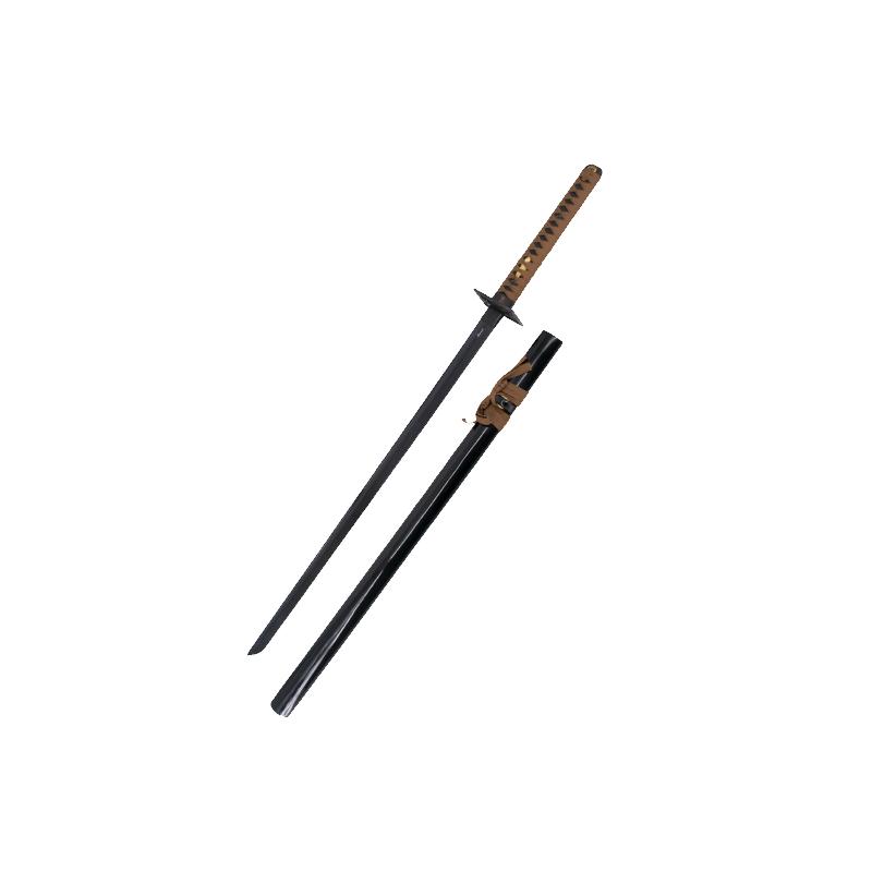 Kit Katana Functional Blade AISI 1045 with box - 2