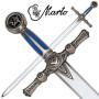 Espada Maçonica sem bainha - 7