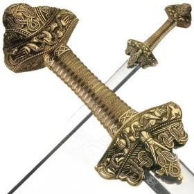 Espada Erik, o Viking seculo X - 5