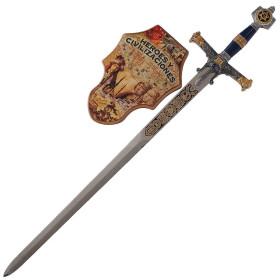 Espada Salomão Edição Limitada sem bainha - 4
