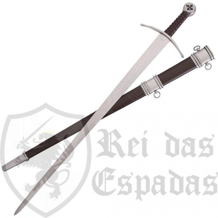 Templar Sword Order of Malta Functional - 2