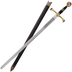 Cristobal Colón sword with sheath - 3