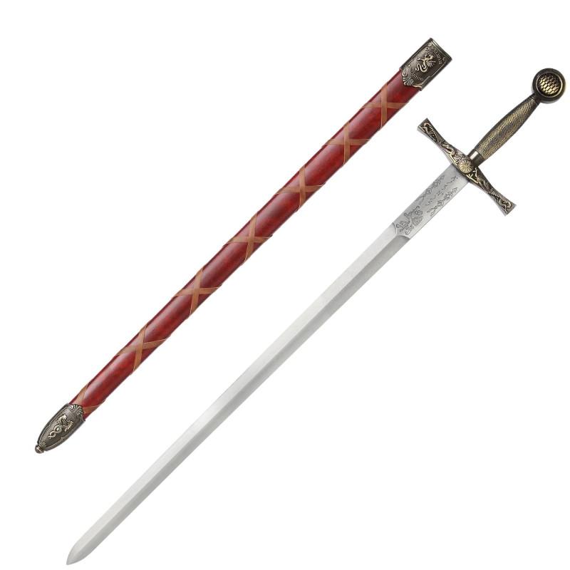 Épée du roi Arthur Excalibur - 3