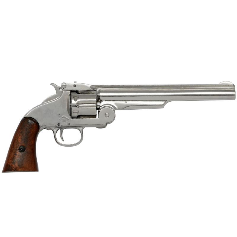 Revolver fabricado por Smith & Wesson - 2