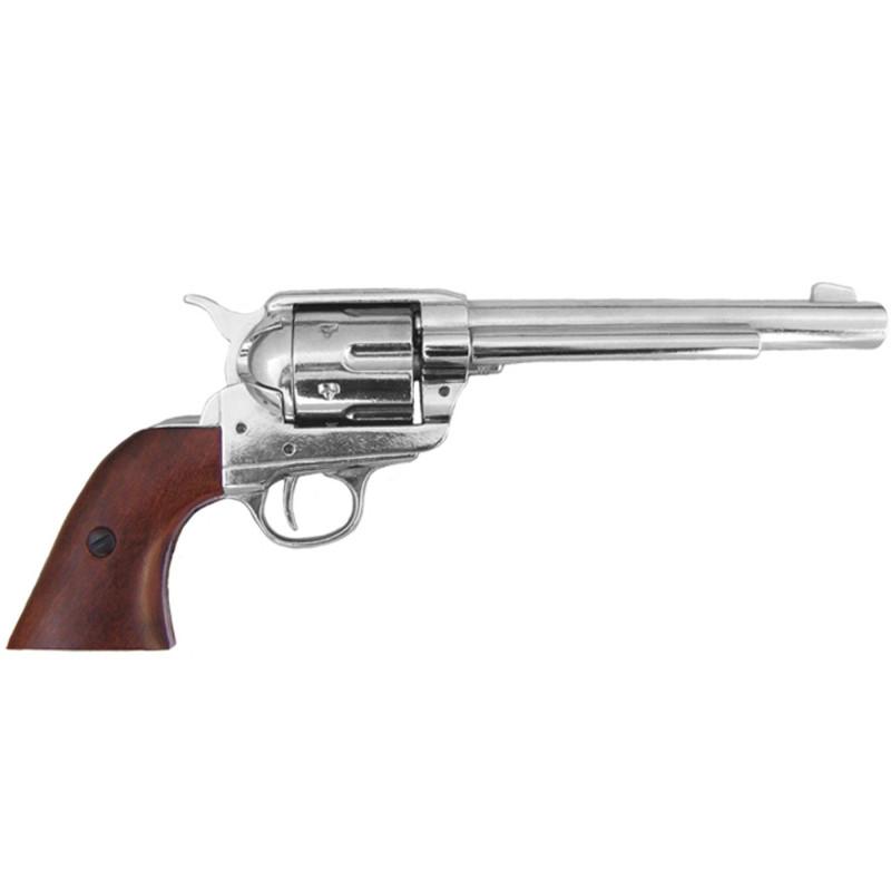 Revolver manufactured by U.S. Cavalry S. Colt, 1873 - 2