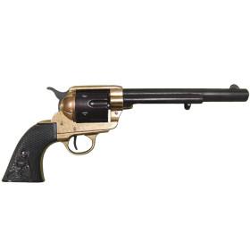 Revólver Calibre 45 Colt, EUA 1873, modelo1 - 2