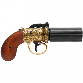 Pepper pistol, golden - 5
