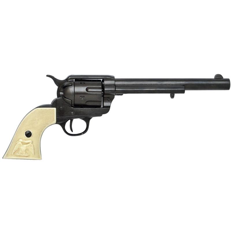 Revólver Calibre 45 Colt, EUA 1873, modelo2 - 2