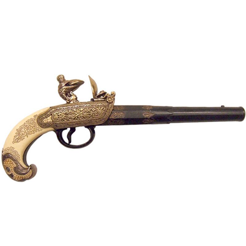 Pistola rusa, siglo XVIII - 2