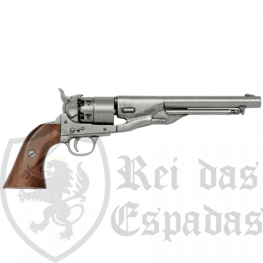 Revolver exército da guerra civil dos EUA 1860,modelo2 - 2