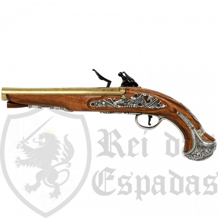 George Washington Pistol - 3