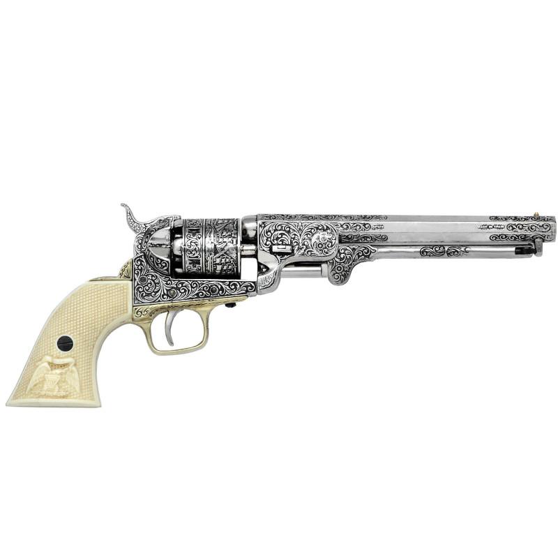 U.S. Navy Revolver, Colt 1851 - 2
