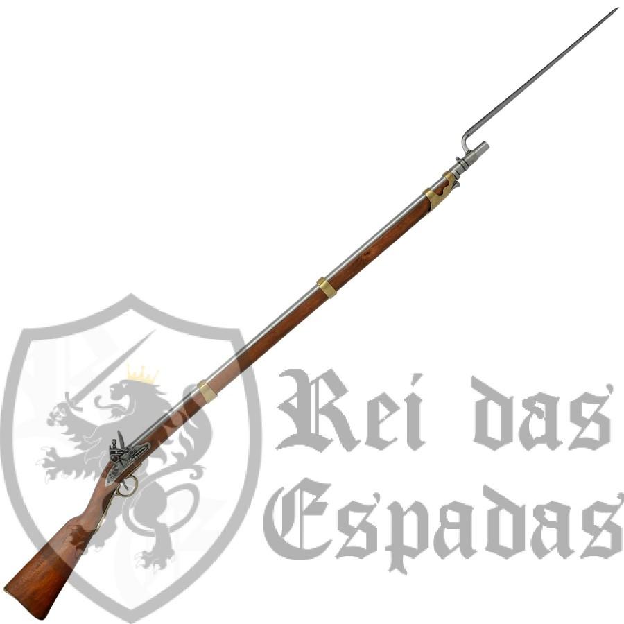 French Musket, Napoleonic era, 1806 - 2