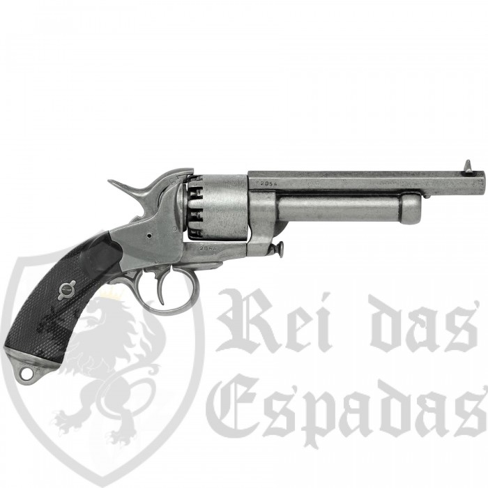 Lemat Civil War Revolver - 6