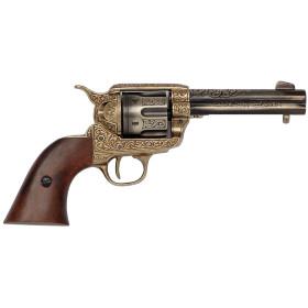 Revólver fabricado pela S. Colt, EUA 1886 - 2