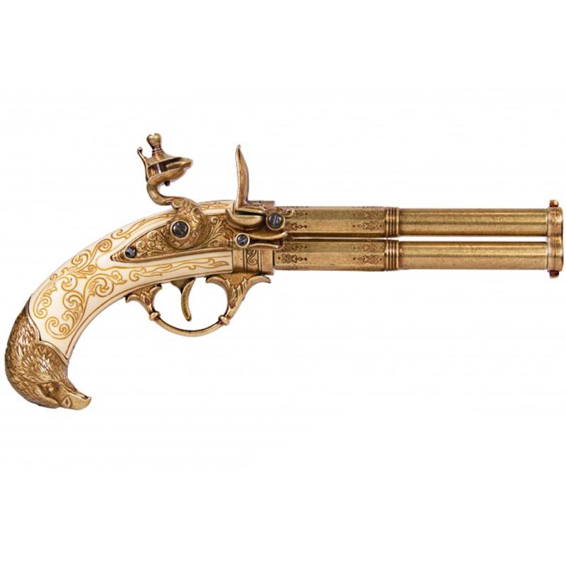 2 barils, des armes à feu du 18ème siècle de France - 2