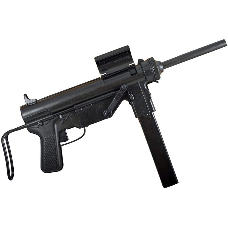 "MACHINE GUN M3 .45 ""GREASE GUN"" USA 1942 (2nd GM)) - 2"
