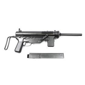 """METRALHADORA M3 .45 """"GREASE GUN"""" USA 1942 - 4"""
