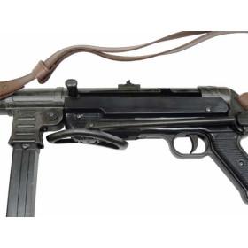 Machine gun MP40 , Germany 1940 - 2