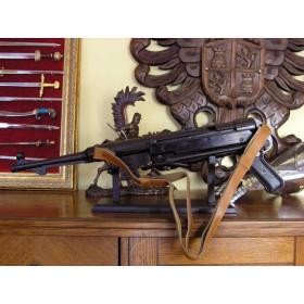 Machine gun MP40 , Germany 1940 - 4