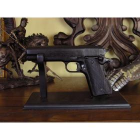 Pistola Colt .45 em preto,modelo1 - 2