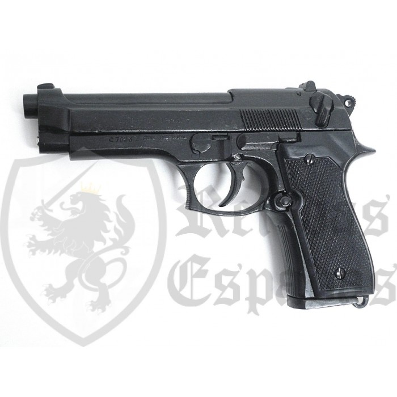 Beretta, 92 F 9 mm. Parabellum,model2 - 2