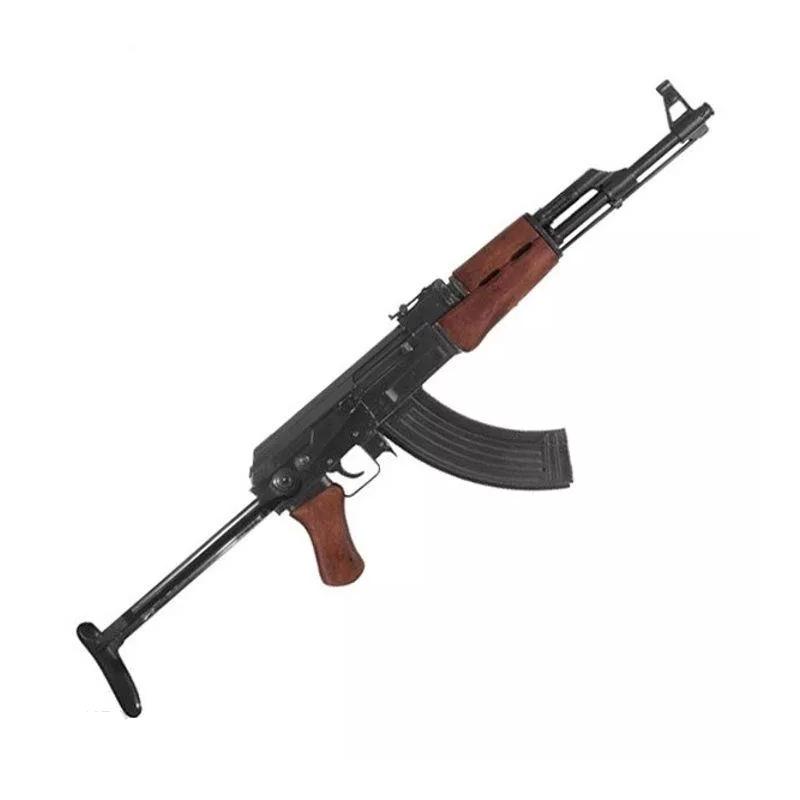 Kalashnikov AK-47 with folding butt - 5