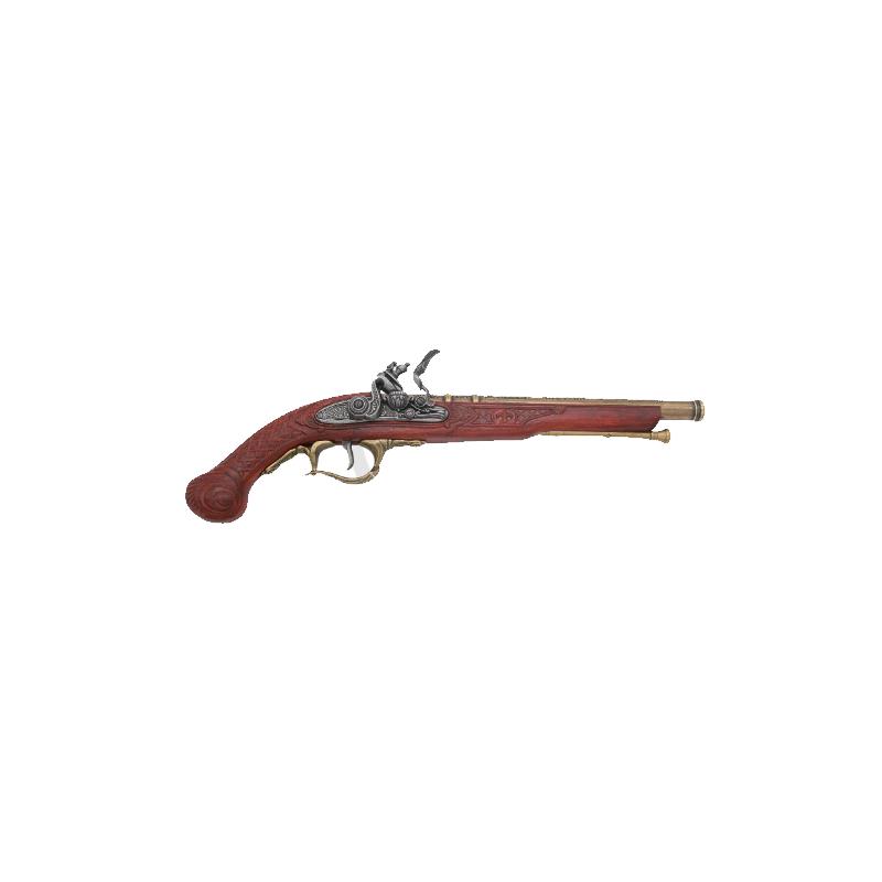 Pistola século XVIII, modelo 5 - 2