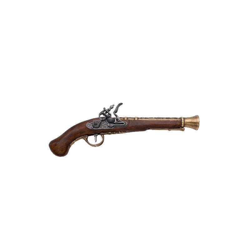 Pistola Pedreneira, modelo 1 - 2