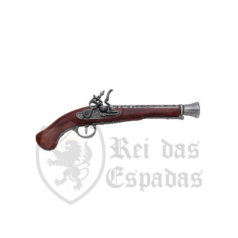 Pistola Pedreneira, modelo 2 - 2