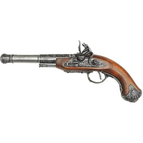 Pistolet, Inde s. XVIII - 2