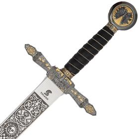 Espada Maçónica Ouro sem bainha - 6