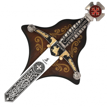 Templar Sword with support - 2